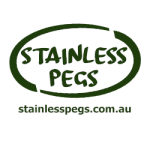 Stainless Pegs