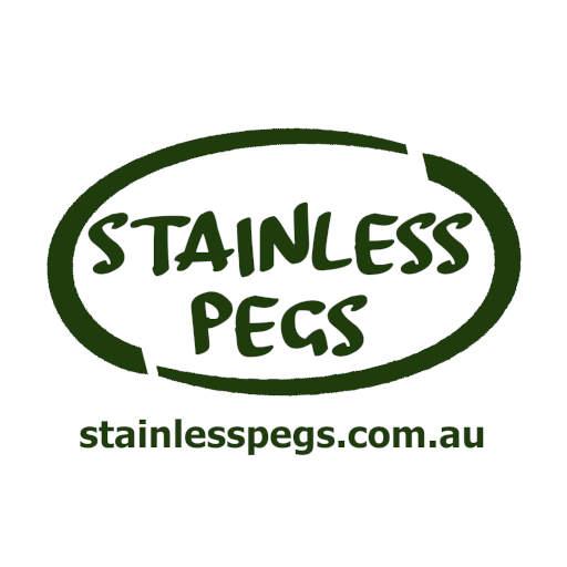 Australian Stainless Pegs Logo
